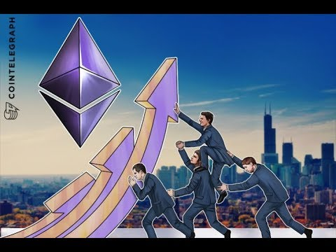 Ethereum in Speculative Hyper Bubble? Ethereum Worth More Than Bitcoin?