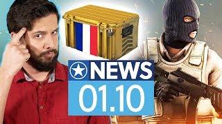 Valve ärgert CSGO-Spieler mit dreistem Lootbox-Trick - News