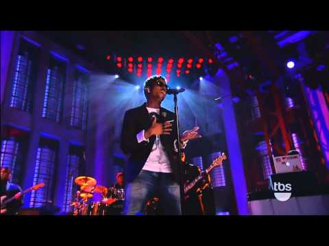 Lloyd Performs Cupid on Lopez Tonight In (HD)
