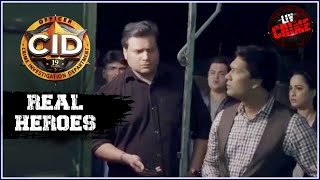 A Crime Centric Love Story!   सीआईडी   CID   Real Heroes