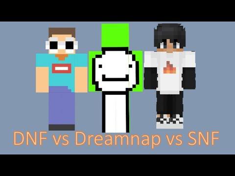Download dnf vs dreamnap vs snf in 30 seconds