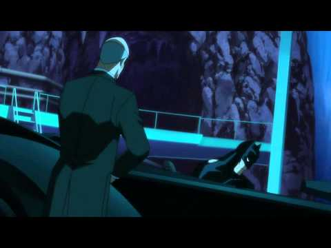 Justice League: Doom- Is That Sarcasm, Alfred?