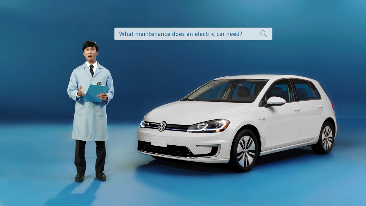 What Maintenance Does An Electric Car Need Volkswagen Canada