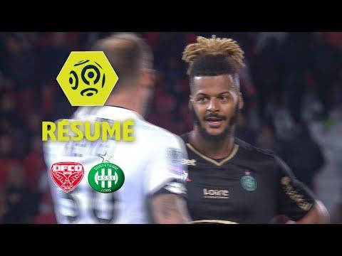 Dijon FCO - AS Saint-Etienne (0-1)  - Résumé - (DFCO - ASSE) / 2017-18