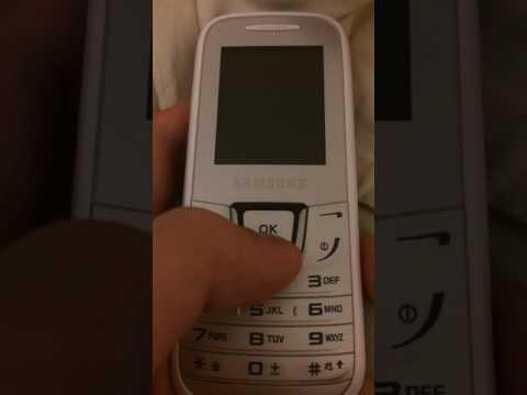 Samsung E1280 ringtones
