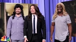 Two NFL Players Reenact a Scene from -Pretty Little Liars Video