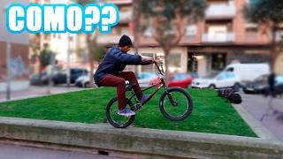 COMO HA SACADO ESTE TRUCO DE BMX?