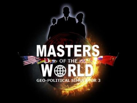 Part one of the guide to masters of the world geopolitical simulator (the economy)