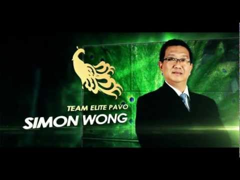 Team Elite Pavo - Simon Wong