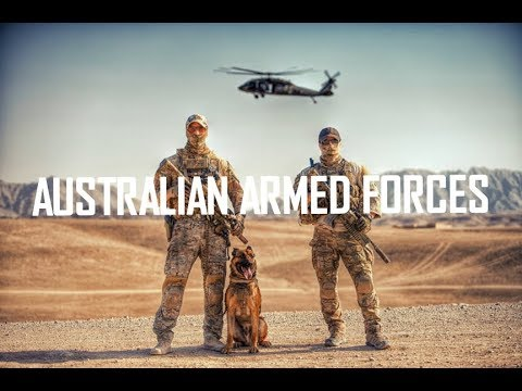 Australian Armed Forces 2017