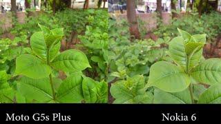 Moto G5s Plus vs Nokia 6 Camera Comparison