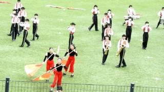 2017. 5 第50回大和市民祭り<鵠沼高等学校マーチングバンド部.