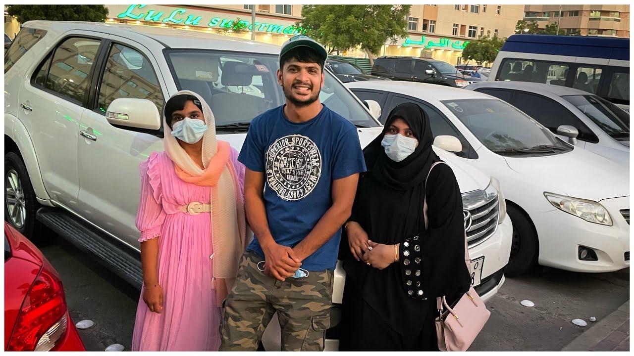 FAMILY യുടെ കൂടെ Dubaiയിൽ ..