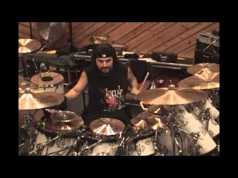 Constant Motion - Mike Portnoy (ISOLATED DRUMS)