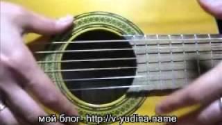 уроки гитара про фишки на гитаре Виктория Юдина