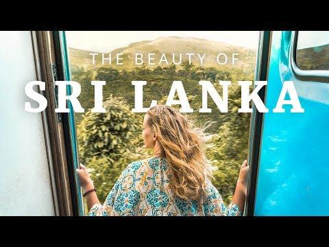 THE BEAUTY OF • SRI LANKA • 2017