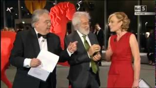 Rai5 - Mimmo Jodice in diretta all''Opening Gala