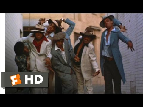 Hollywood Shuffle (5/12) Movie CLIP - Attack of the Street Pimps (1987) HD