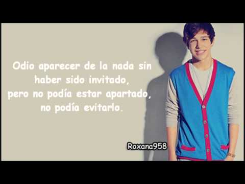 austin mahone someone like you en espa ol youtube. Black Bedroom Furniture Sets. Home Design Ideas