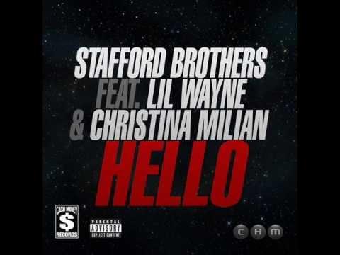 Stafford Brothers - Hello feat. Christina Milian (No Rap)