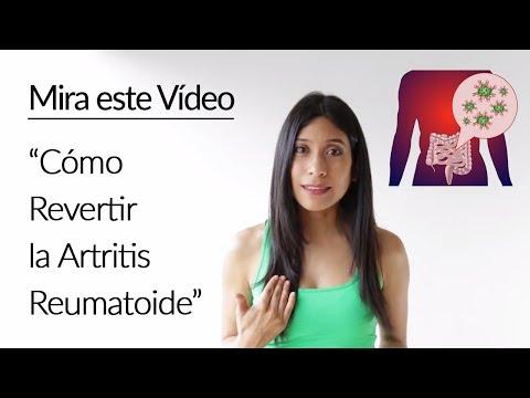 Cómo curar tu Artritis Reumatoide - Tratamiento Natural con Remedios Caseros