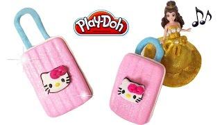 DIY Play-Doh Learn Make Pink C…