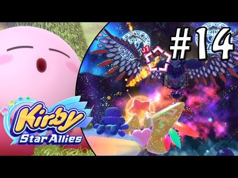 Kirby Star Allies (Switch) | ¡LA BATALLA FINAL! | Capítulo 14