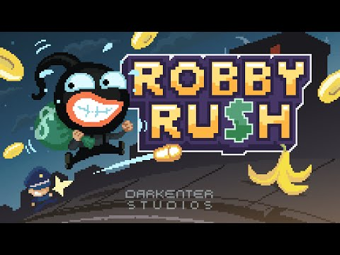 Robby Rush - Official Release Trailer (Android)