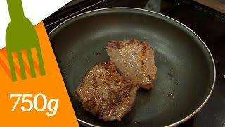 Cuire une pièce de viande - 750 Grammes