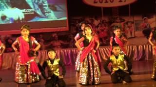 jgm school preranotsav 2016 17 2nd a shahrukh khan