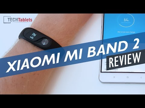 Xiaomi Mi Band 2 Review With Unboxing