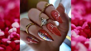 Красивый маникюр 2021 Лучшие идеи новинки дизайна ногтей Модные тенденции маникюра Nails Art