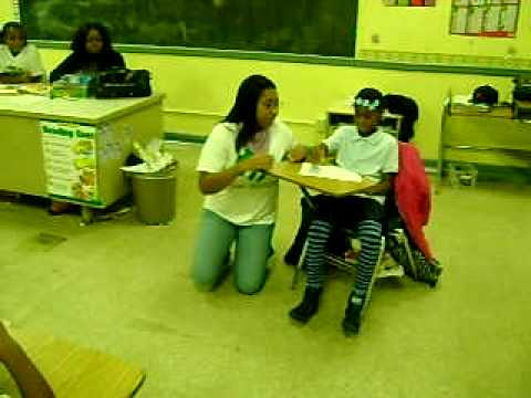 Homework Help Skit with Wagner Girl Scouts