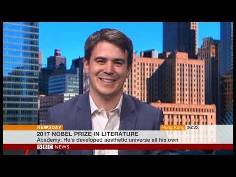 New Republic's Alex Shephard on Kazuo Ishiguro winning the Nobel Prize for Literature