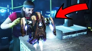 GTA 5: THE JETPACK IS IN THE GAME! - Secret Cutscene, Coordinates & More! (GTA 5 MASSIVE EASTER EGG)
