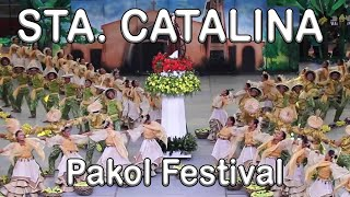 Buglasan Festival 2019 - Sta Catalina - (Pakol Festival)