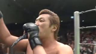 NOAH - Big Murakami & Katsumi Usuda vs Takeshi Rikio & Muhammed Yone