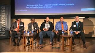 Making the Calls: The State of Diversity in Sports Media in 2014 (Panel 3 of 4)