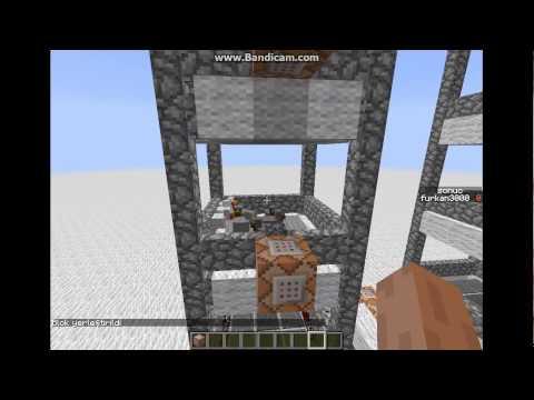 Minecraft Hesap Makinası Sistemi