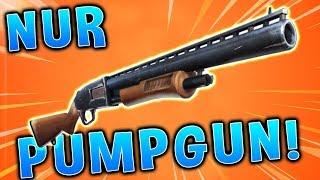 NUR PUMPGUN CHALLENGE!