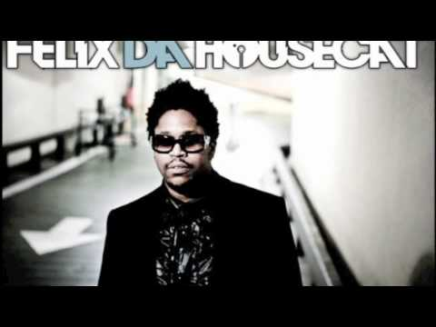 Felix Da Housecat Feat. Will.i.Am - Burn The Disco Down (Original Mix)