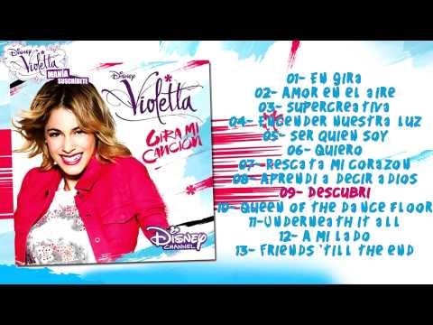 Violetta 3 - Gira mi canción - CD COMPLETO MÁS LINK DE DESCARGA