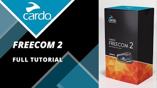 FREECOM 2: Complete tutorial