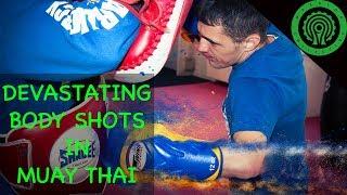 Muay Thai 5 Ways to land Devastating Body Shots Tutorial