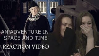 AN ADVENTURE IN SPACE AND TIME - REACTION VIDEO
