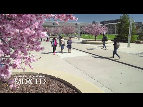 UC Merced: Building Your Future
