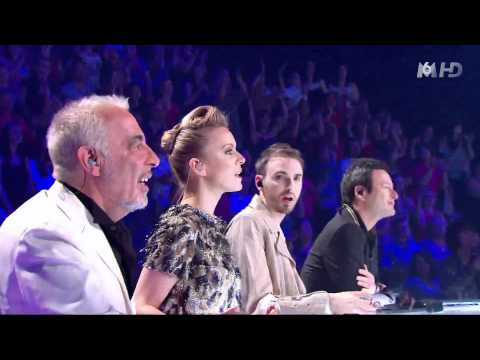 Black Eyed Peas - Don't Stop the Party [X Factor France 2011] (HD)