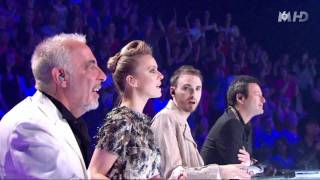 Repeat youtube video Black Eyed Peas - Don't Stop the Party [X Factor France 2011] (HD)