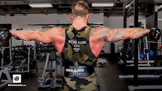 V-Taper Back + Shoulder Workout | Chase Bergner & Better Bodies