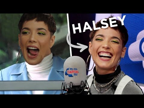 Halsey Was Inspired By Anchorman On New Music | FULL INTERVIEW